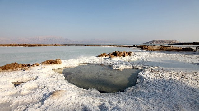 The Dead Sea Relaxation
