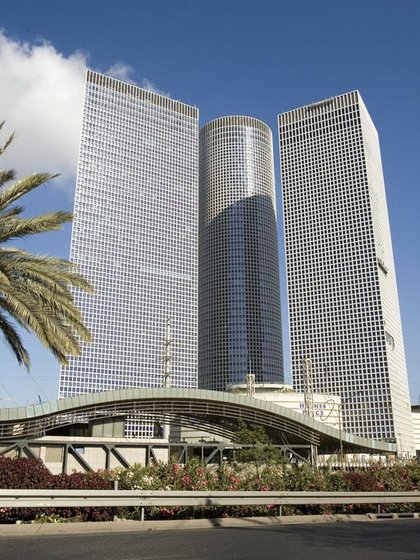 Отель Crowne Plaza Tel Aviv City Center